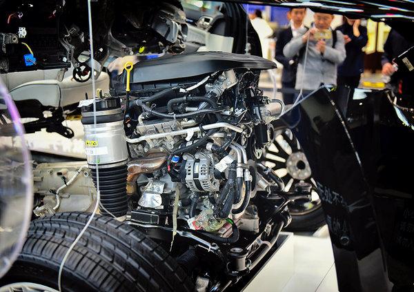 全新Jeep大切诺基拆骨品鉴 用原始的方式还原强大-图5