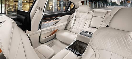 购新BMW 730Li尊享型 享3年6万免费保养-图4