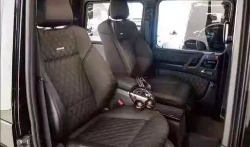 奔驰巴博斯G850接受预定 G级真正顶尖SUV-图4