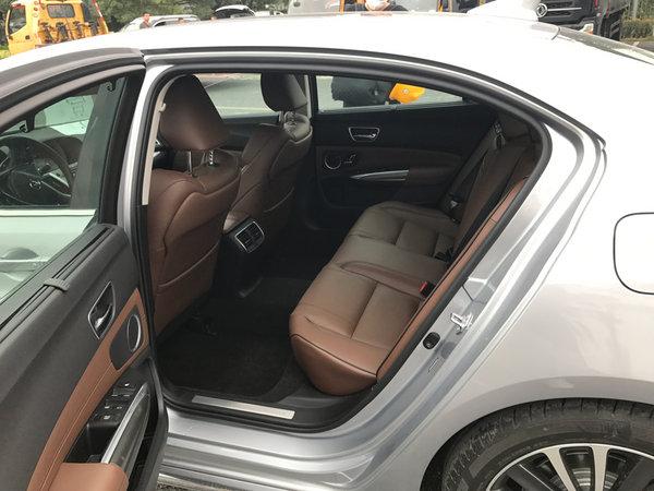 2017广州车展探馆:广汽讴歌国产首款轿车TLX·L-图7
