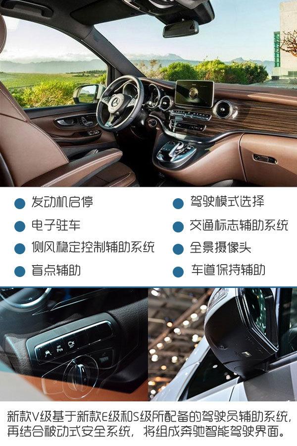福建奔驰全新V级上市 售52.98-72.98万元-图3