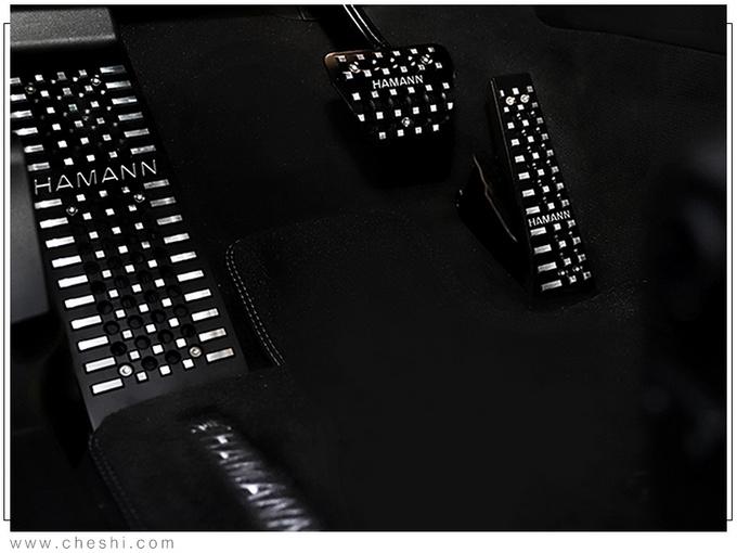 宝马全新X4改装版实拍 造型更运动内饰有亮点-图5
