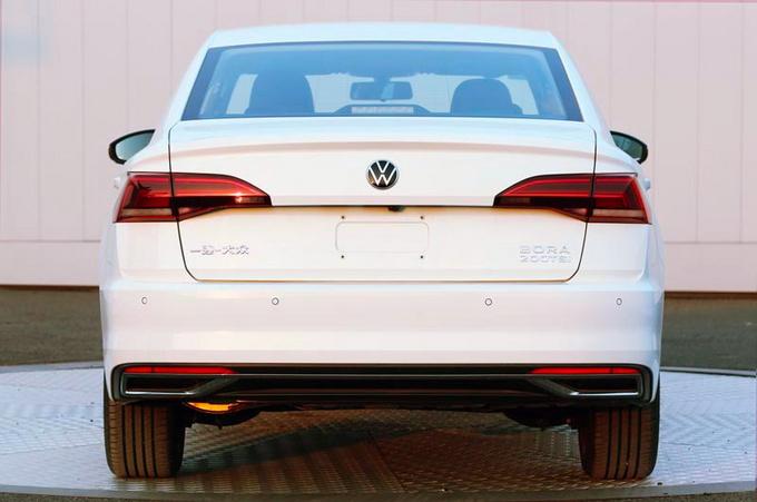 大众宝来新增1.2T车型 12万起售-比卡罗拉还省油-图3