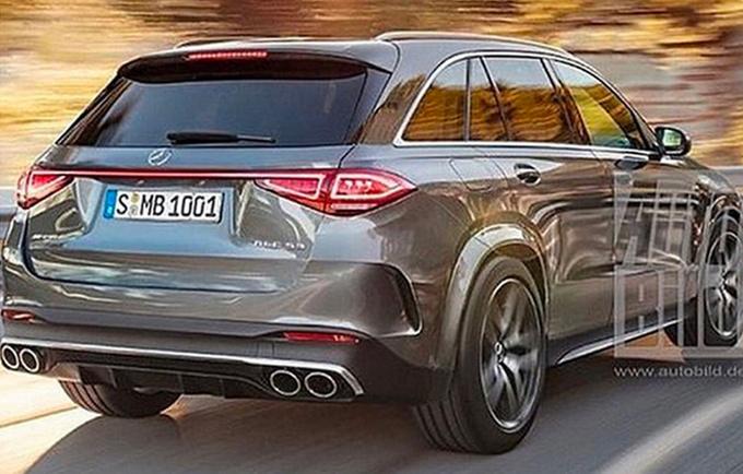 奔驰国产新GLC L将加长-轴距有望超GLE 还有7座版-图2