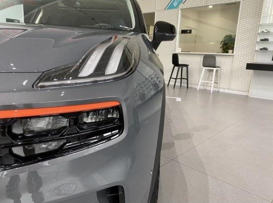 领克06到店 预售12.06万/领克家族最便宜的车来了-图2