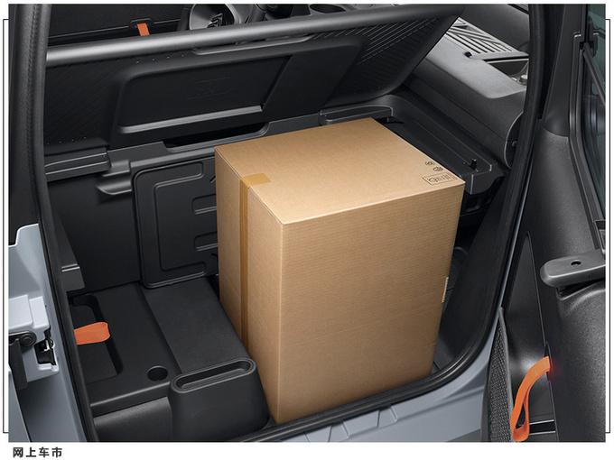 雪铁龙Ami新车型售价 储物空间提升/6月上市-图5