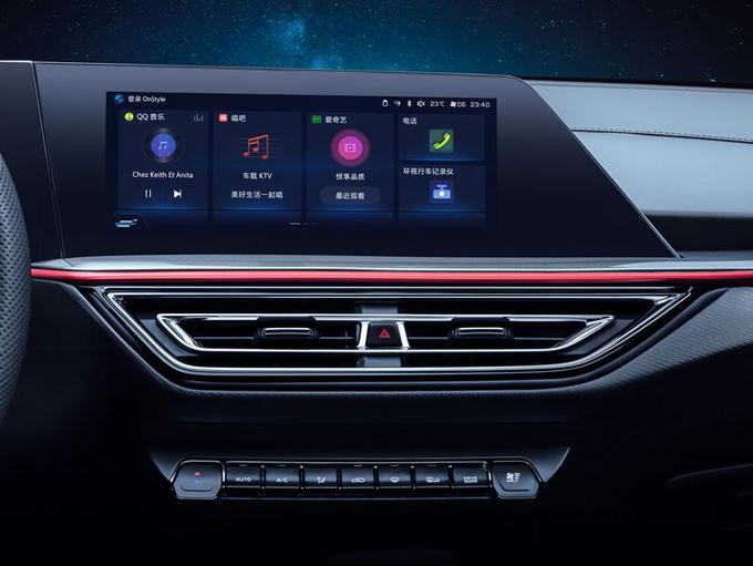 前卫动感的发光体 欧尚X5是如何点亮潮流用车生活-图9