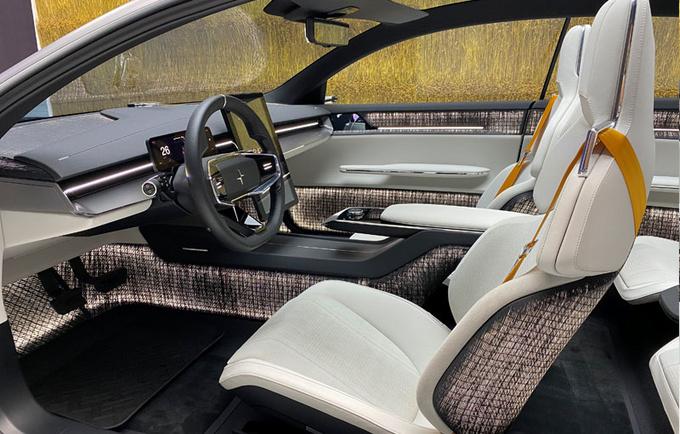 2020北京车展前瞻极星Precept概念车抢先看-图13