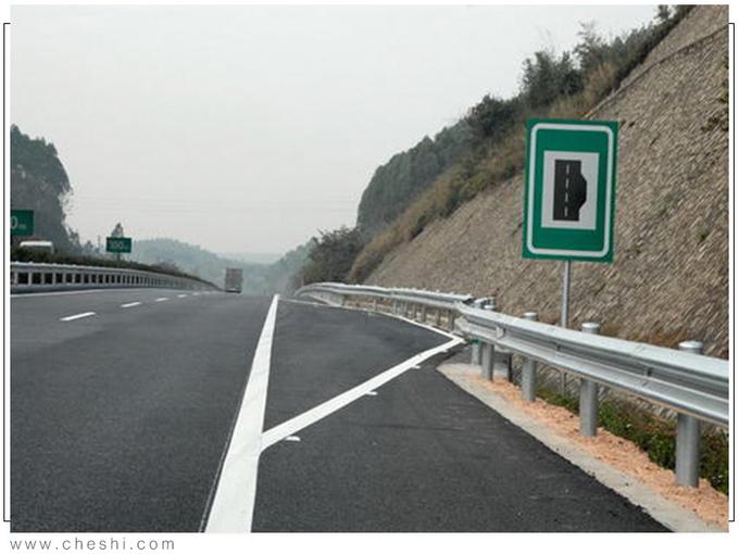 高速路上人行横道是怎么回事该回来学学科一了-图5