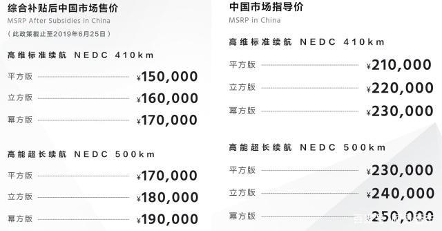 补贴后售价15-19万,几何A 南区上市发布-图4