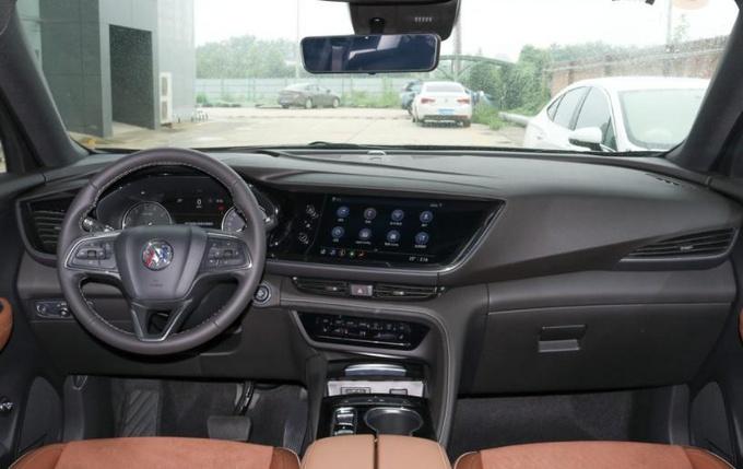 20多万SUV为什么更推荐昂科威S单颜值和操控就足以值回票价-图6