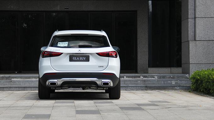 动力表现超过预期 试驾全新北京奔驰GLA 200-图9