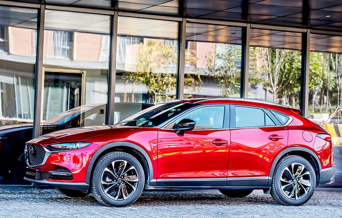 马自达新款CX-4开启预售 配置大幅升级 14.88万起-图1