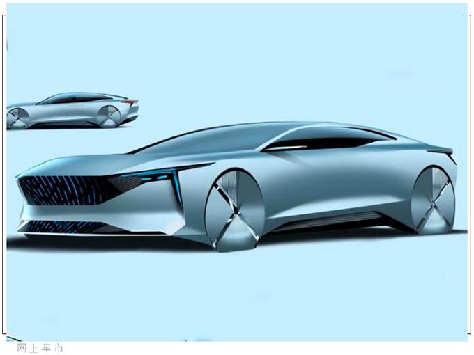 奔腾版CC概念车2天后首发 量产版或三季度上市-图2
