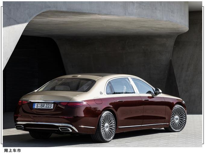 全新迈巴赫S级发布 搭V12引擎 科技配置十分丰富-图4