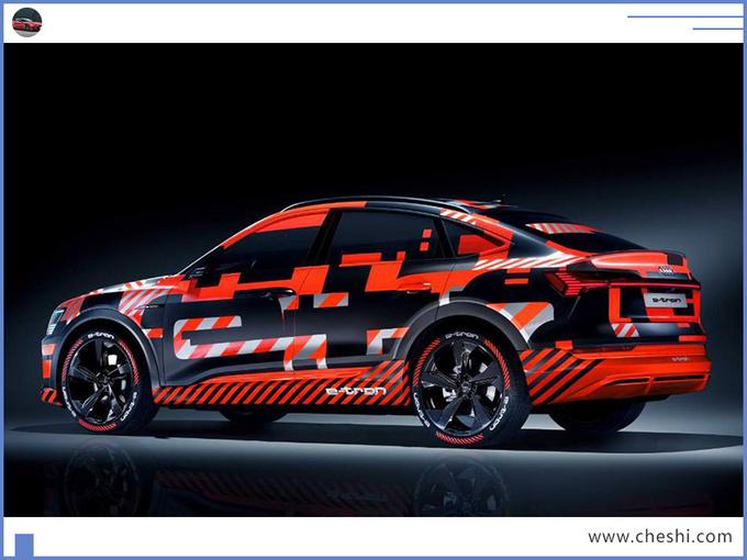 奥迪全新纯电SUV运动版 动力大幅提升11月首发-图4