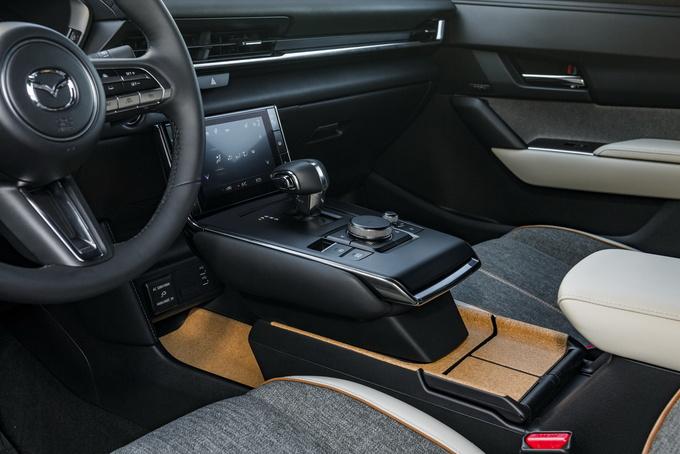 马自达纯电SUV MX-30售价公布 搭对开门设计-图9