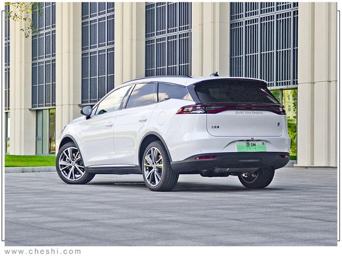 比亚迪唐新车型上市 入门价降一万 售22.99万元-图9