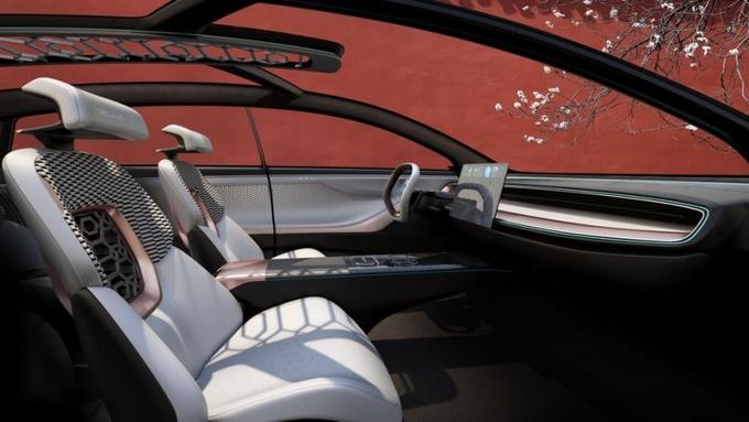 新架构新产品全面焕新的BEIJING汽车开启show time-图3