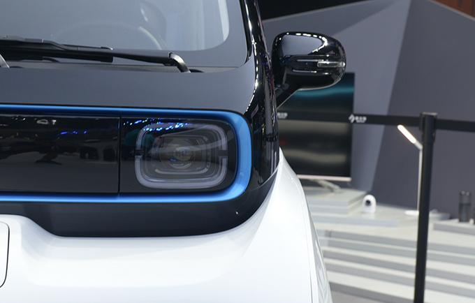 2020广州车展前瞻新宝骏E300苏宁小Biu多图实拍-图3