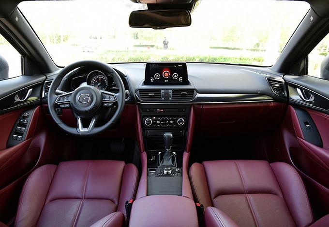 新款一汽马自达CX-4正式上市 售价14.88万元起-图7