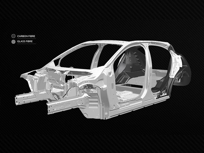 捷豹路虎将推新型复合材料重量更轻/刚度提升30-图1