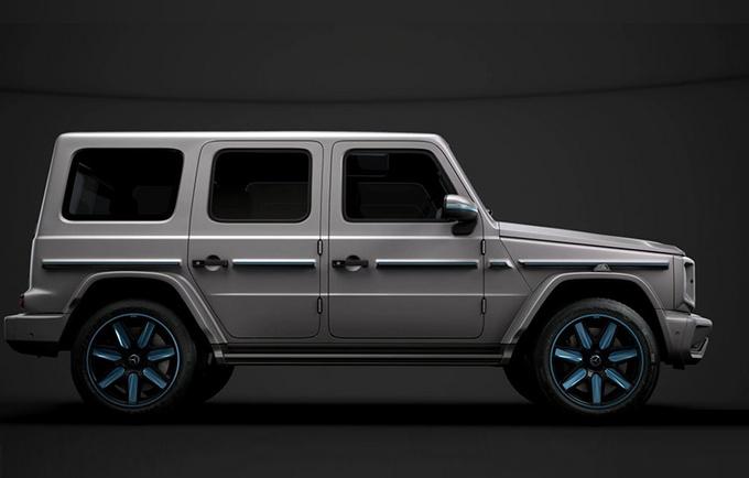 奔驰G级独立为子品牌将推纯电动版等多款新车-图2