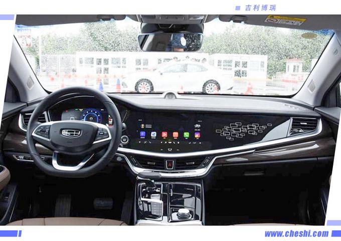 国产航母雄起国产高端汽车也能同德美系豪车硬碰硬-图9