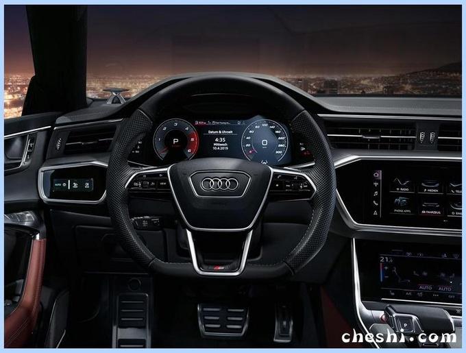 奥迪全新S6/S7官图曝光售51万起/换3.0T引擎-图5