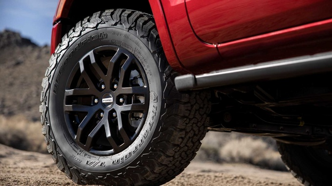 福特Ranger推改装方案三款性能包配适不同需求-图6
