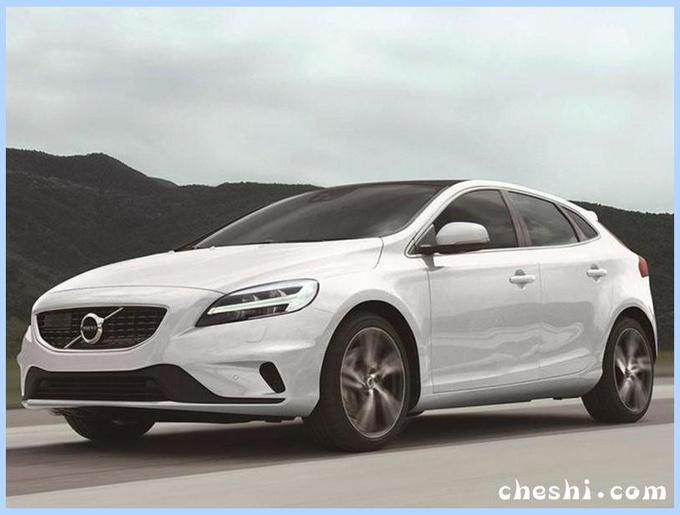 沃尔沃现款V40推运动版车型 增多项配置/28万起售-图1