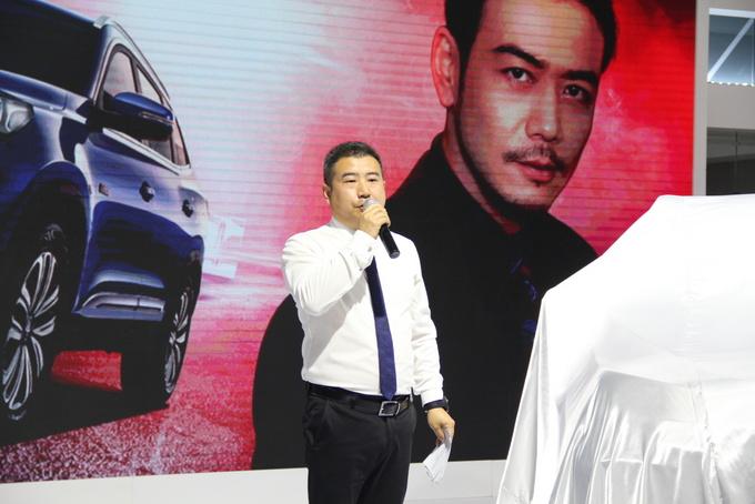 超强中国芯 全新一代瑞虎8东莞首发-图3