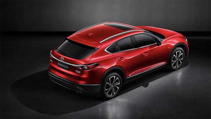 新款一汽马自达CX-4正式上市 售价14.88万元起-图6