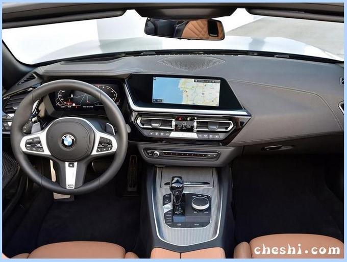宝马Z4入门级车型曝光增手动变速箱/配软顶敞篷-图4