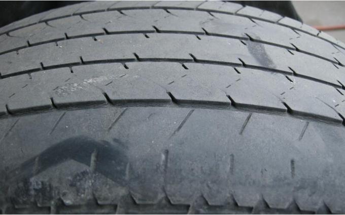 车轮吃胎严重/频繁换胎 老司机教你几招妥妥预防-图1