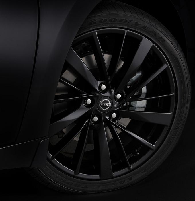 日产西玛40周年纪念版官图 搭3.5L V6/年内上市-图7