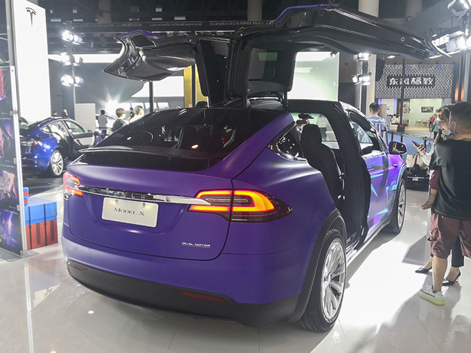 2020成都车展不容错过的3款豪华纯电新车-图11