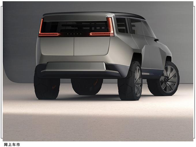 沃尔沃全新车型曝光玻璃车顶/外观比XC90还硬朗-图2
