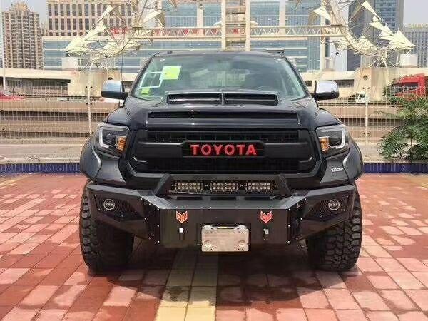 18新款丰田坦途sr5 trd豪华改装惊爆低价-图9