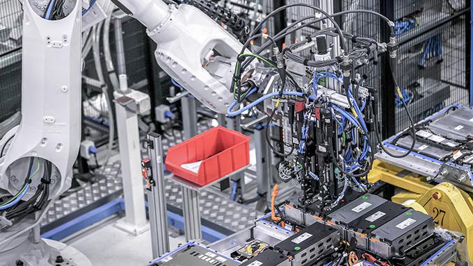 揭秘Polestar 2诞生地中国台州工厂 自动化/效率高-图13