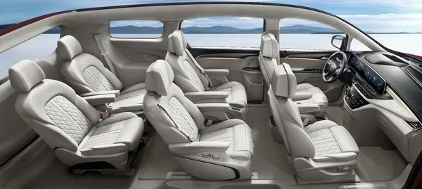 全新一代别克GL8 Avenir上市 售价45.99-52.99万元-图12