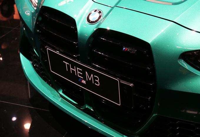 BBA均有新车 北京车展6款热门豪华性能车盘点-图14