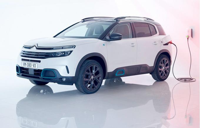 雪铁龙首款插电混动车型 下月发布1公里仅1毛钱-图1