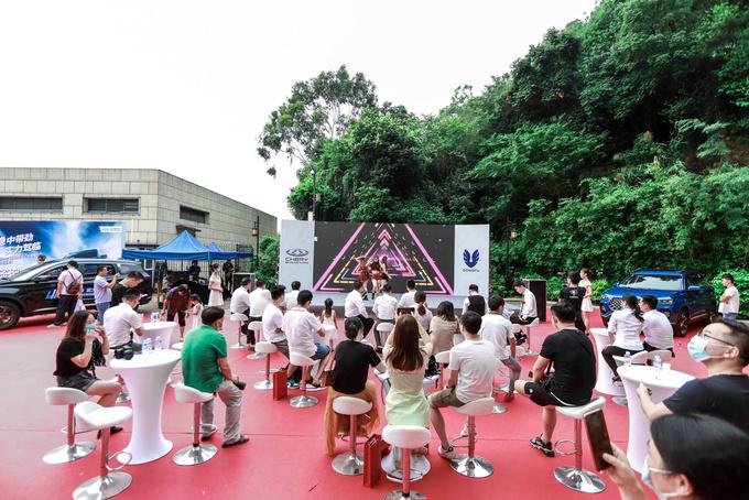 全新一代瑞虎7区域品鉴会在东莞举办-图4