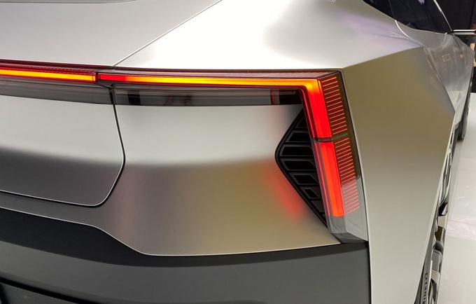 2020北京车展前瞻极星Precept概念车抢先看-图9