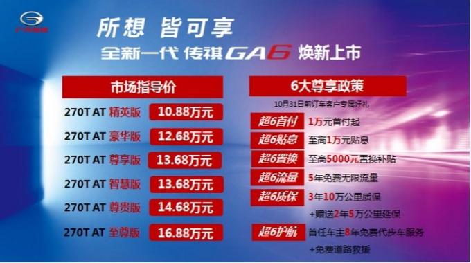 全新传祺GA6全民体验季东莞站圆满落幕-图3