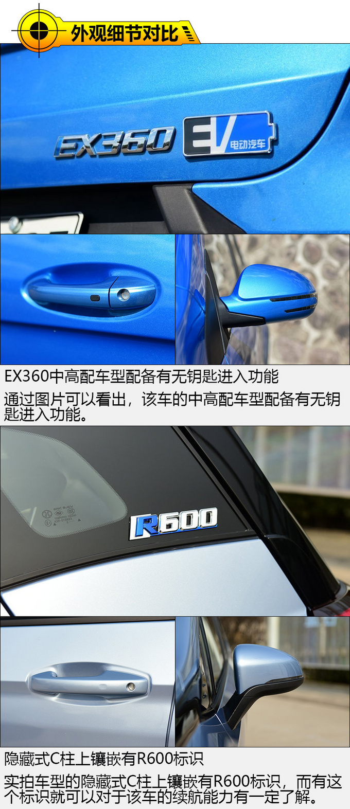EX360与EX3之间的对视 真的好像自己未来的样子-图1