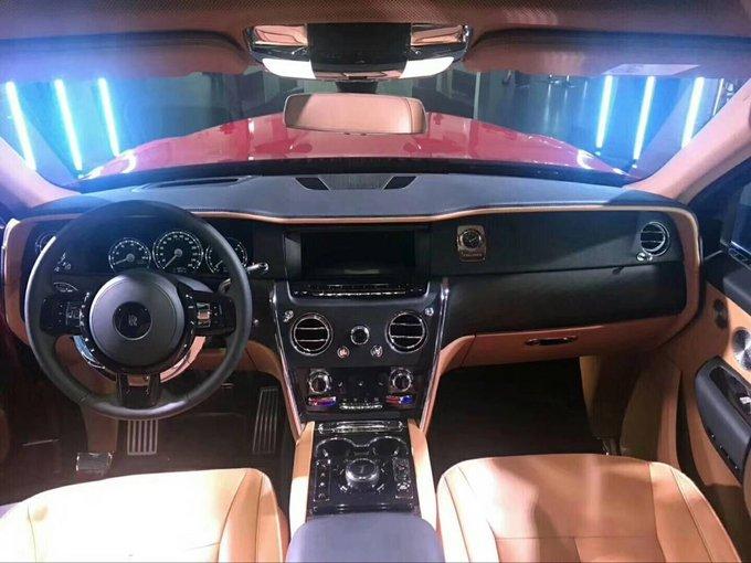 劳斯莱斯库里南SUV 全国第一批定金优先-图11