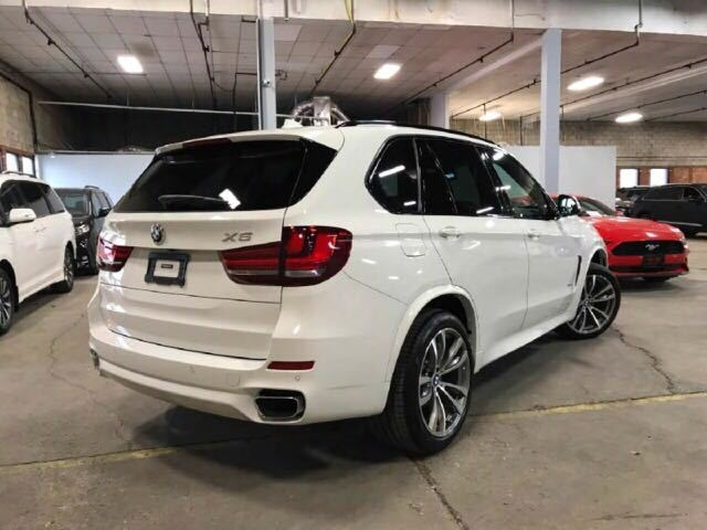 2018款加版宝马X5配置分解 热惠四驱SUV-图4