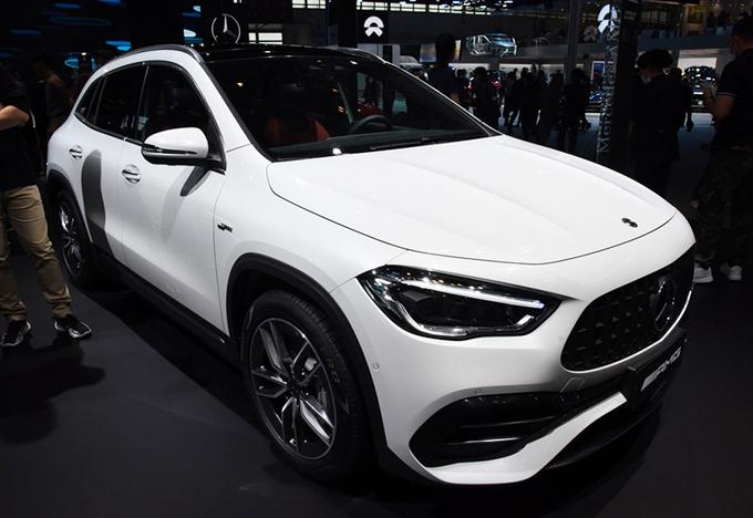 BBA均有新车 北京车展6款热门豪华性能车盘点-图2